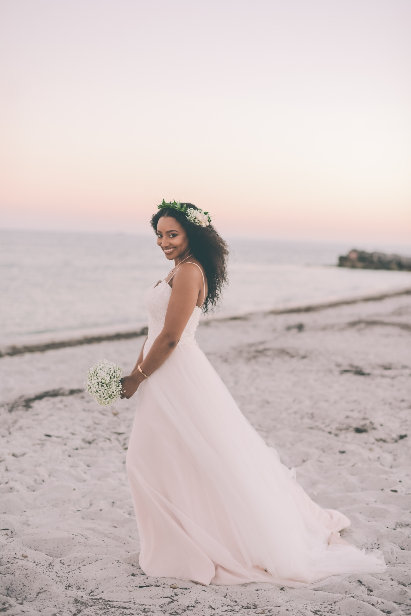 How I Found The Perfect Wedding Dress in 15 Minutes!